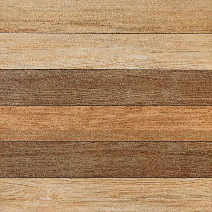 Wood grain ceramic floor tiles
